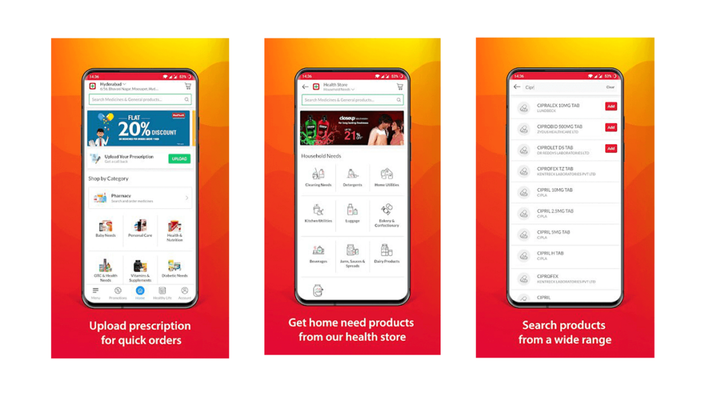 MedPlus- Best Pharmacy Apps for Android and iOS in 2020
