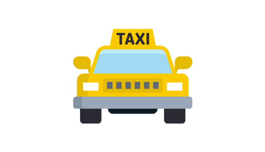 f-Taxi App Features