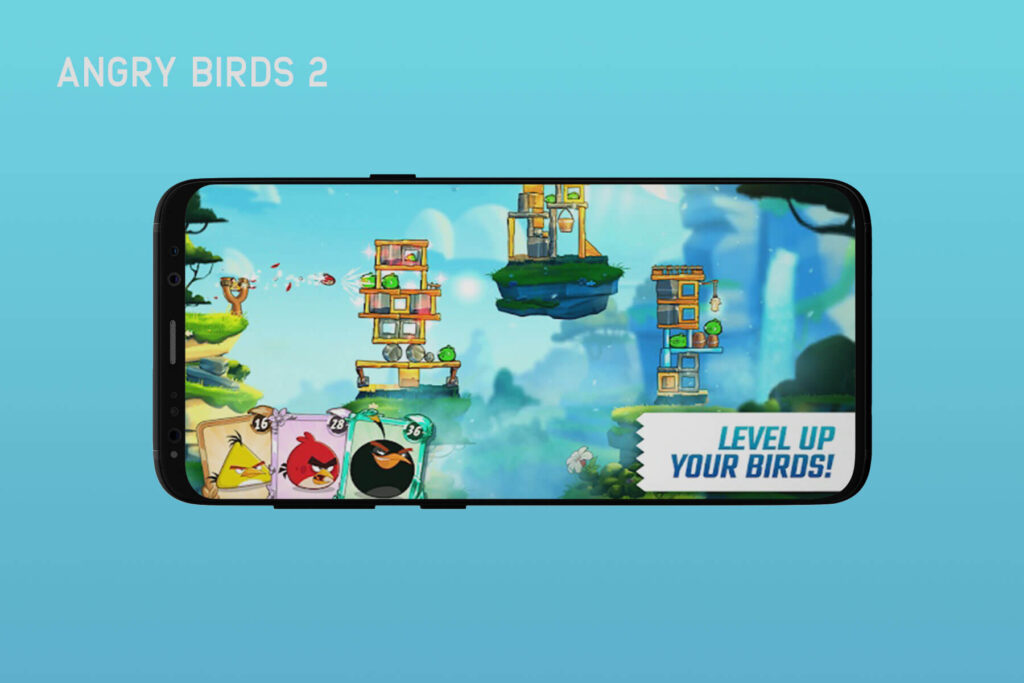 Angry Birds- 15 Best Android Games of All Times