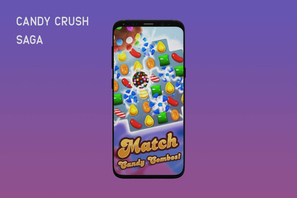 Candy Crush Saga- 15 Best Android Games of All Times