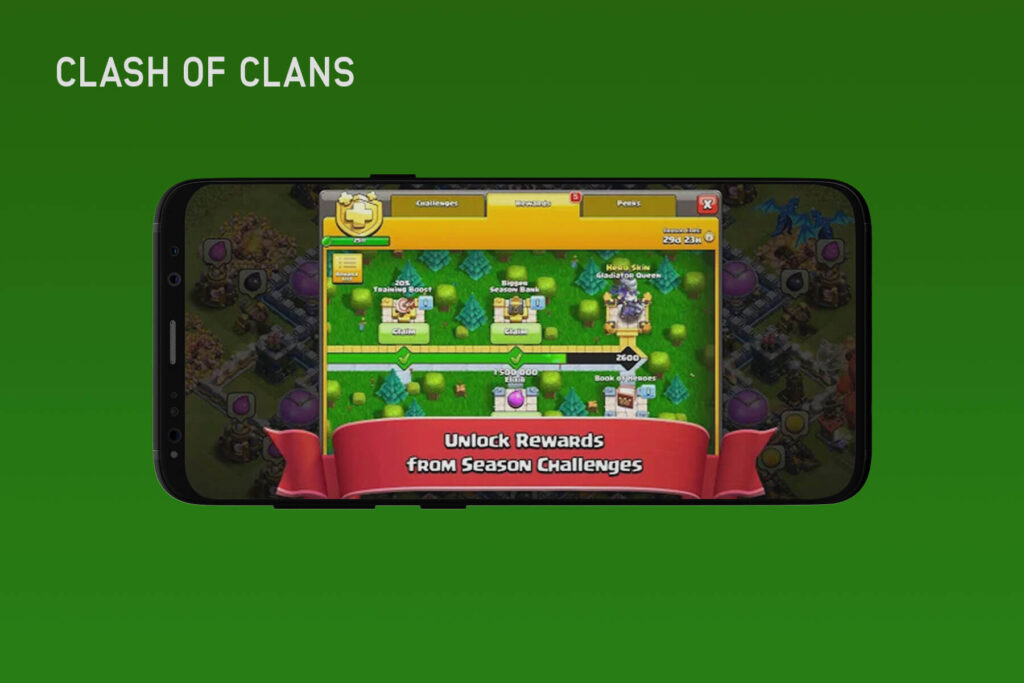 Clash Of Clanes- 15 Best Android Games of All Times