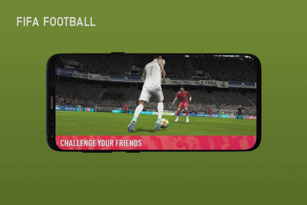 Fifa Football- 15 Best Android Games of All Times