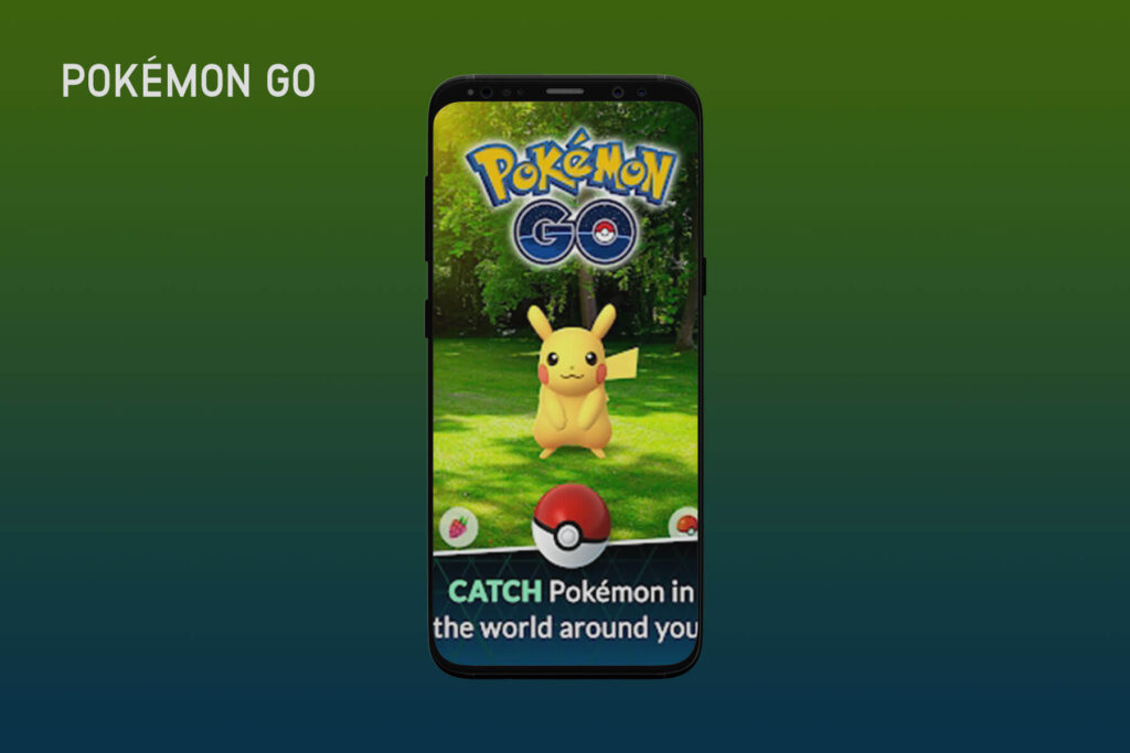 Pokemon Go- 15 Best Android Games of All Times