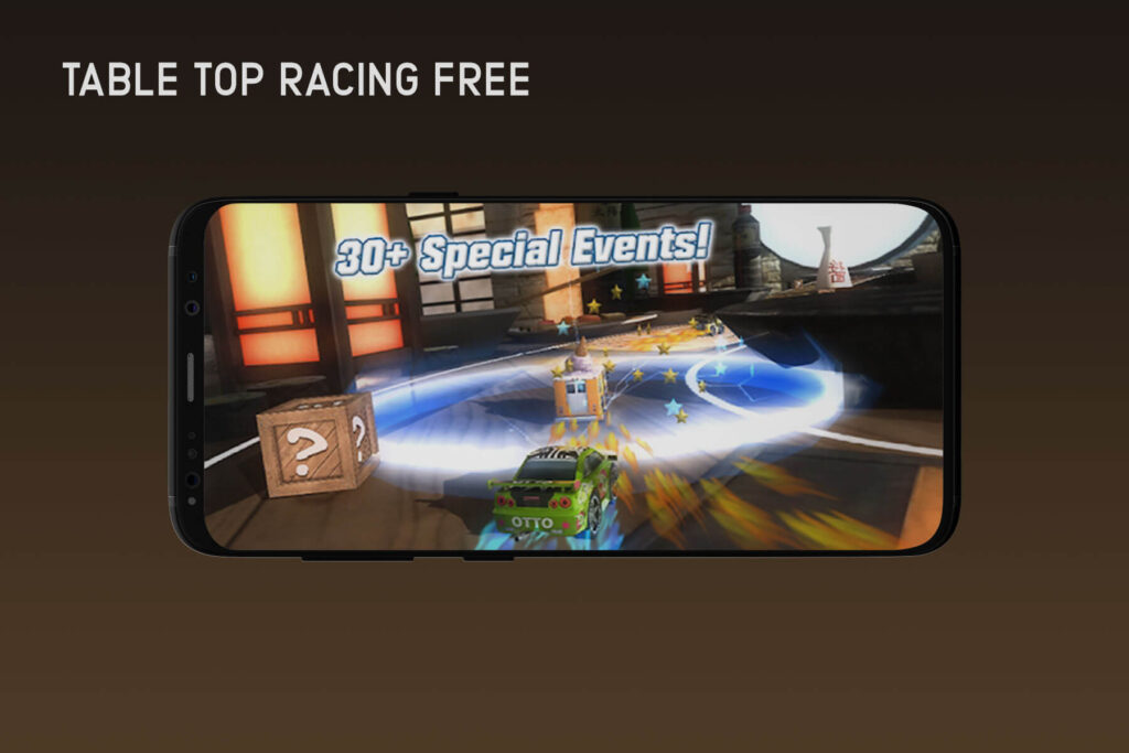 Tabletop Racing: World Tour15 Best Android Games of All Times