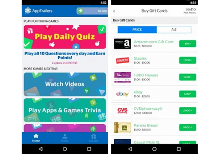 AppTrailers- How iOS App Make Money