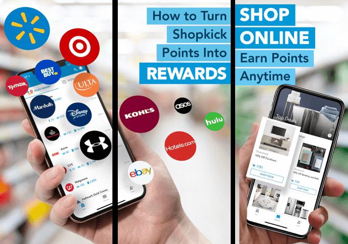 Shopkick- How iOS App Make Money