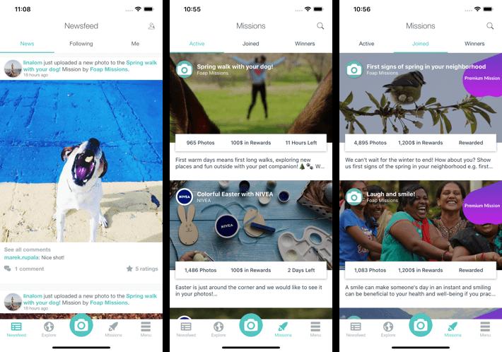 FOAP- How iOS App Make Money