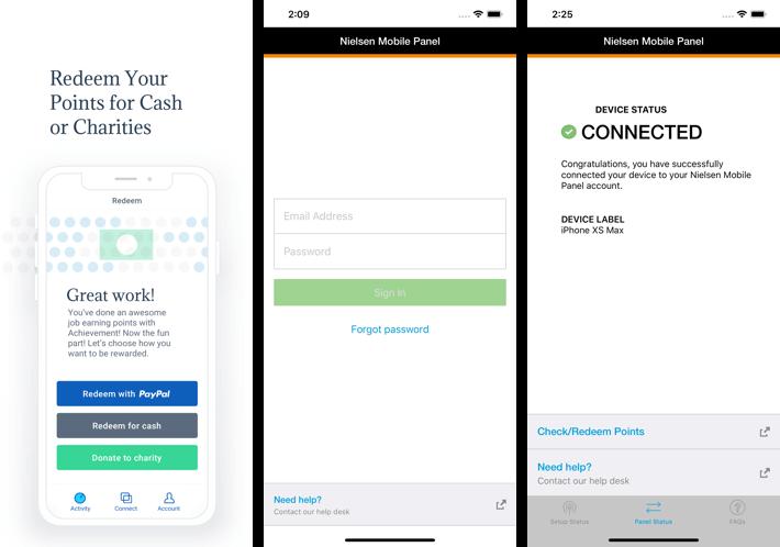 Nielsen Mobile App- How iOS App Make Money