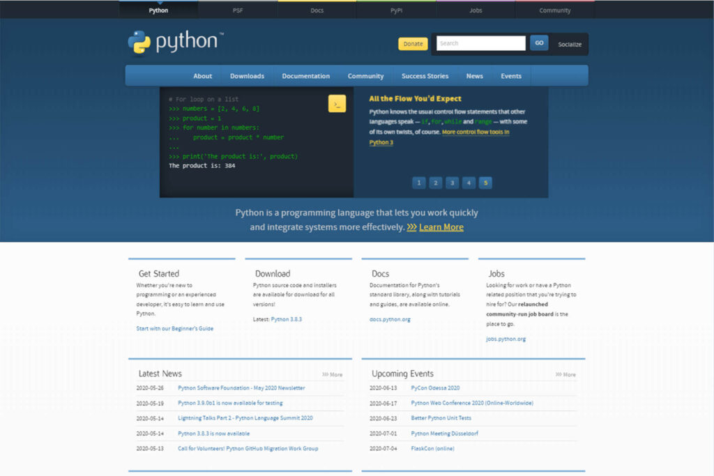 Python- Development Of Mobile App With Coding And Without Coding