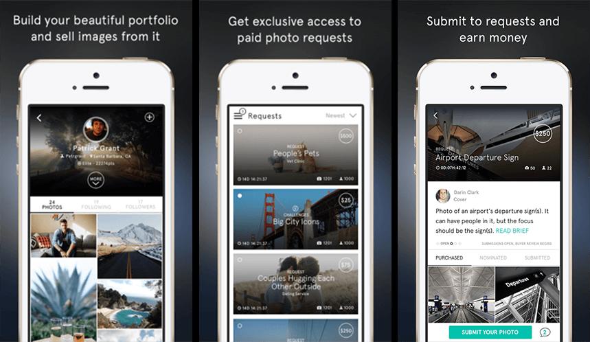 Snapwire- How iOS App Make Money