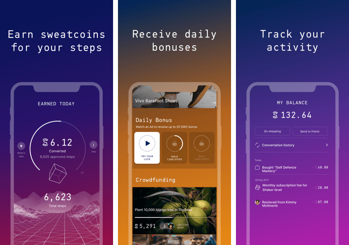 Sweatcoin- How iOS App Make Money