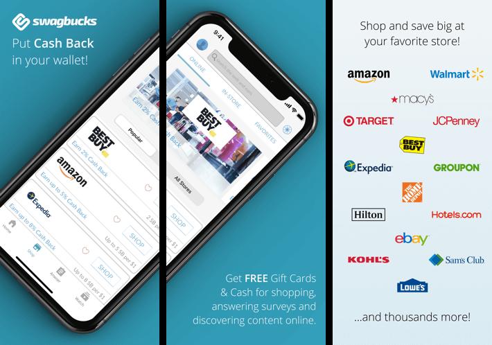 Swagbuks- How iOS App Make Money