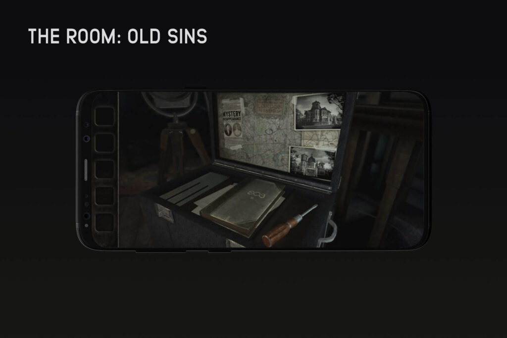 The Room: Old Sins- Top 13 Best iPhone Games of 2020