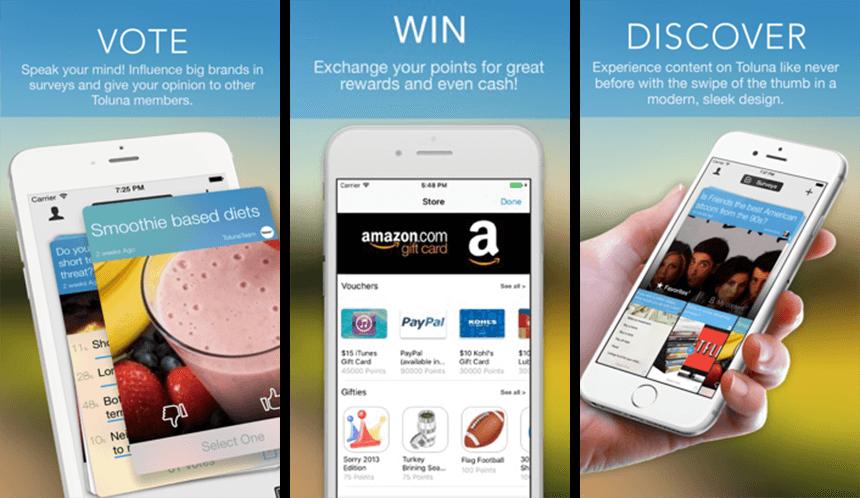 Toluna- How iOS App Make Money