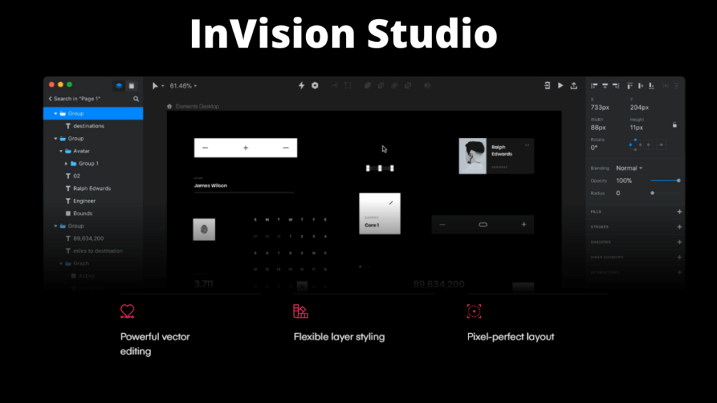 InVision Studio- Best Mobile App UI Design Tools