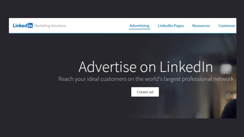 LinkedIn Ads- Best Mobile Ad Networks
