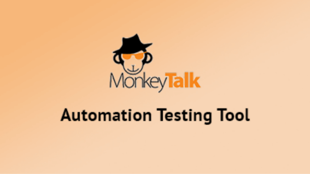 MonKey Talk- Best iOS App Testing Tools