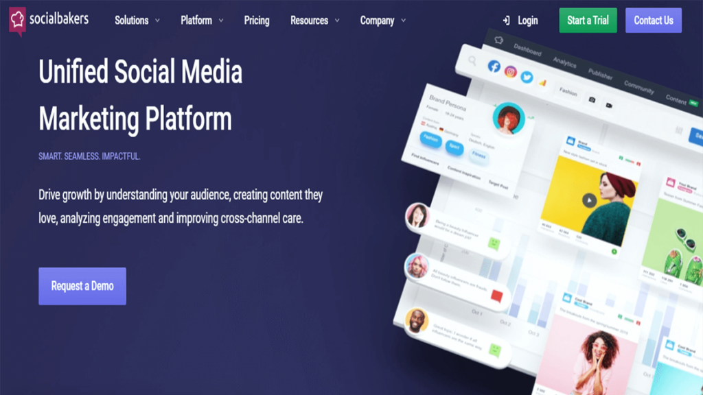 Socialbakers- Best Social Media Marketing Softwares For Your Business