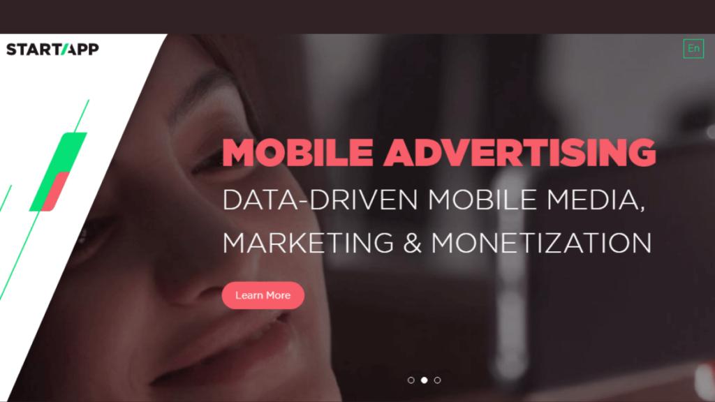 Startapp- Best Mobile Ad Networks