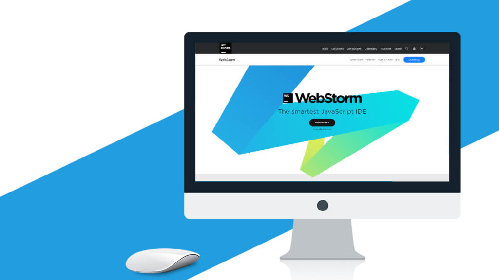 Webstrom- Best Frontend Development Tools