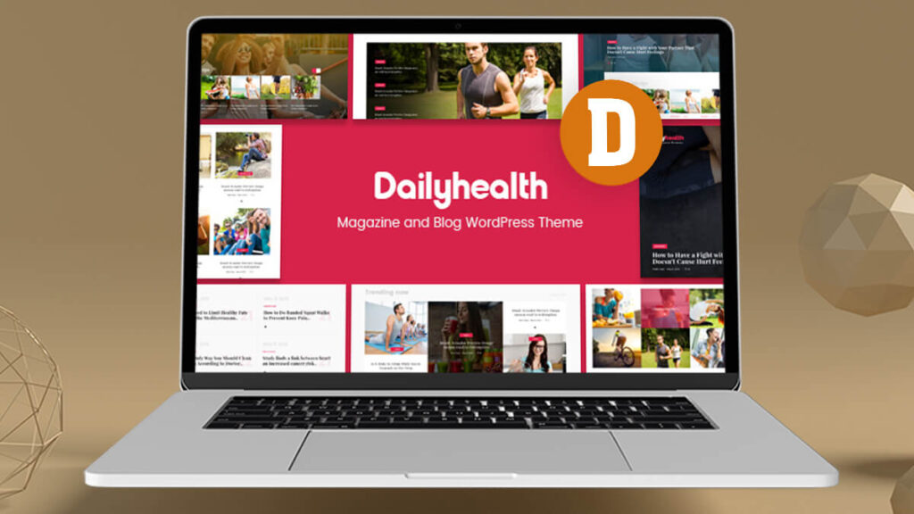 Daily Health- Best WordPress Theme For Medical Agency