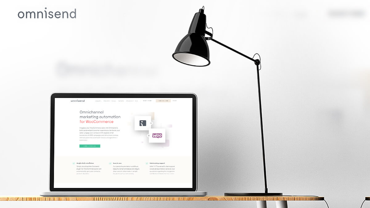 Omnisend for Woocommerce- Best Woocommerce Plugins In 2020