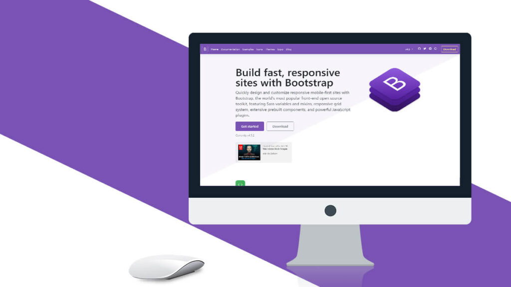 Bootsrap- Best Frontend Development Tools