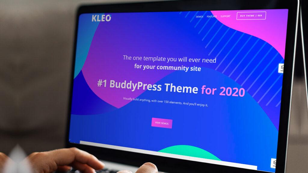 KLEO- Best Word Press Theme For Dating Website