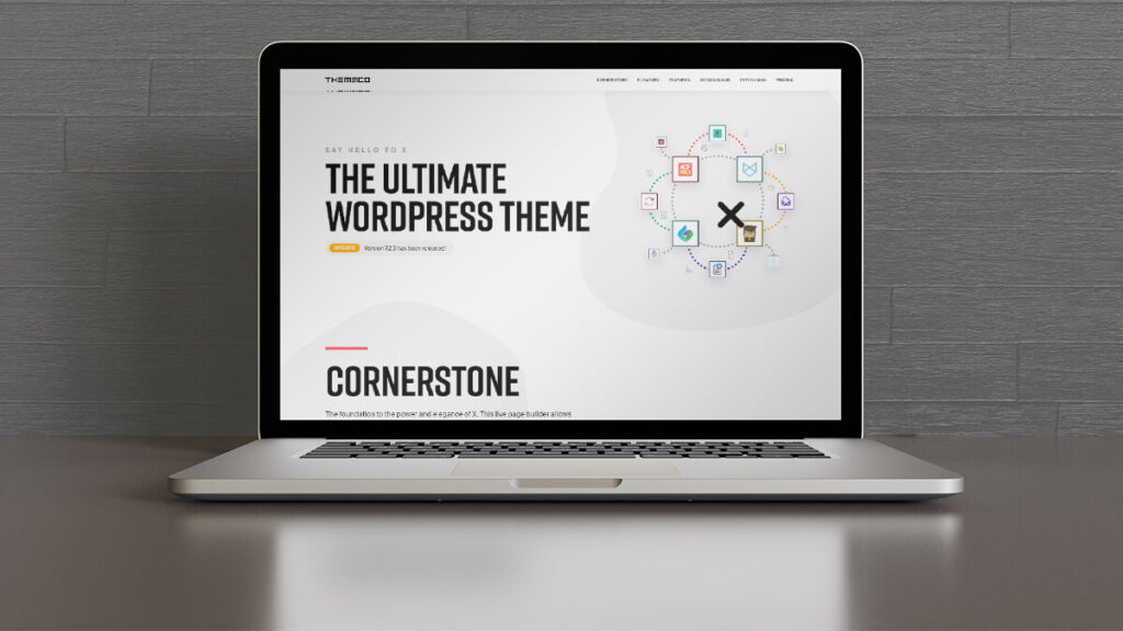 X Theme - Best WordPress Themes for Small Business