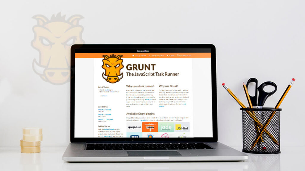Grunt- Best Frontend Development Tools
