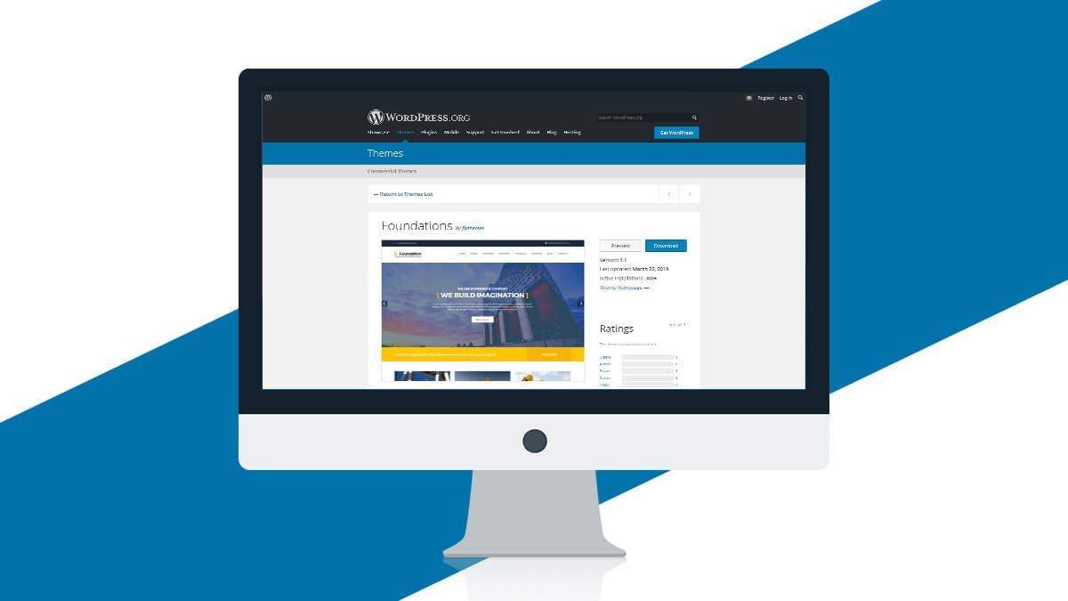 Foundation- How Can I Find A WordPress Theme For My Education Website?