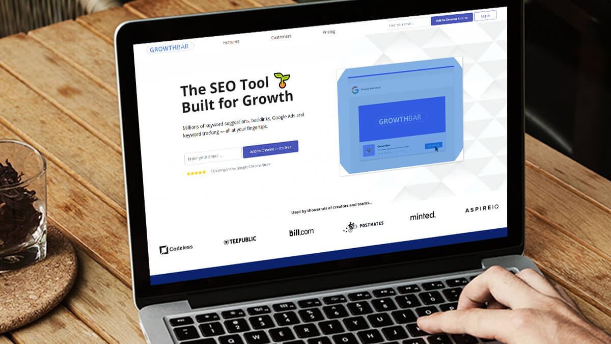 The GrowthBar- Best SEO Tools For Keyword Research & SEO Audit In 2020