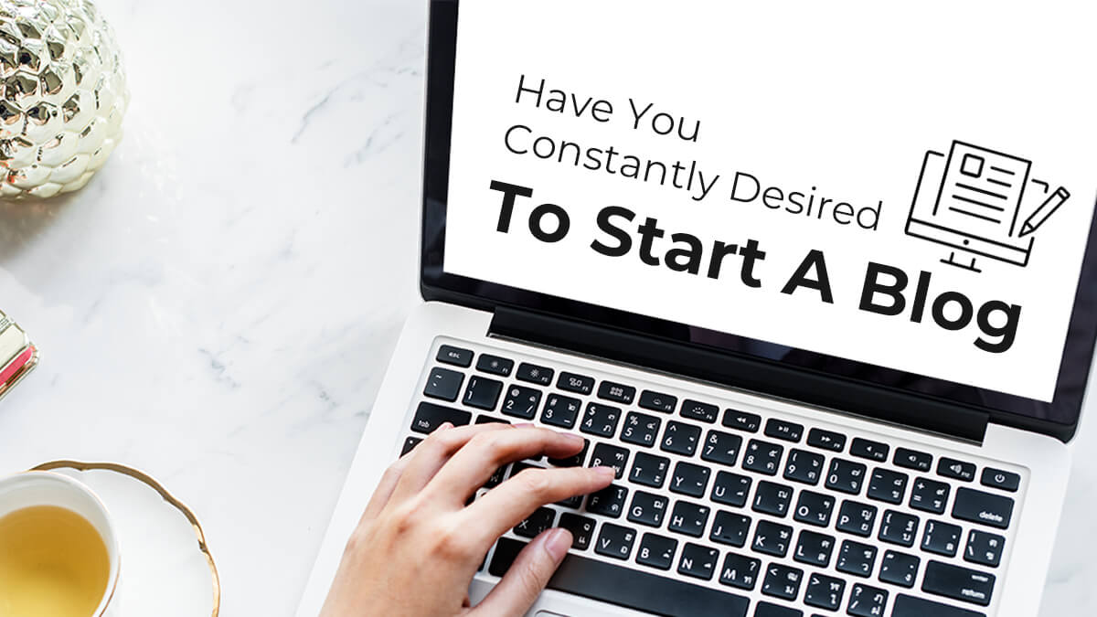 Have You Constantly Desired To Start A Blog?
