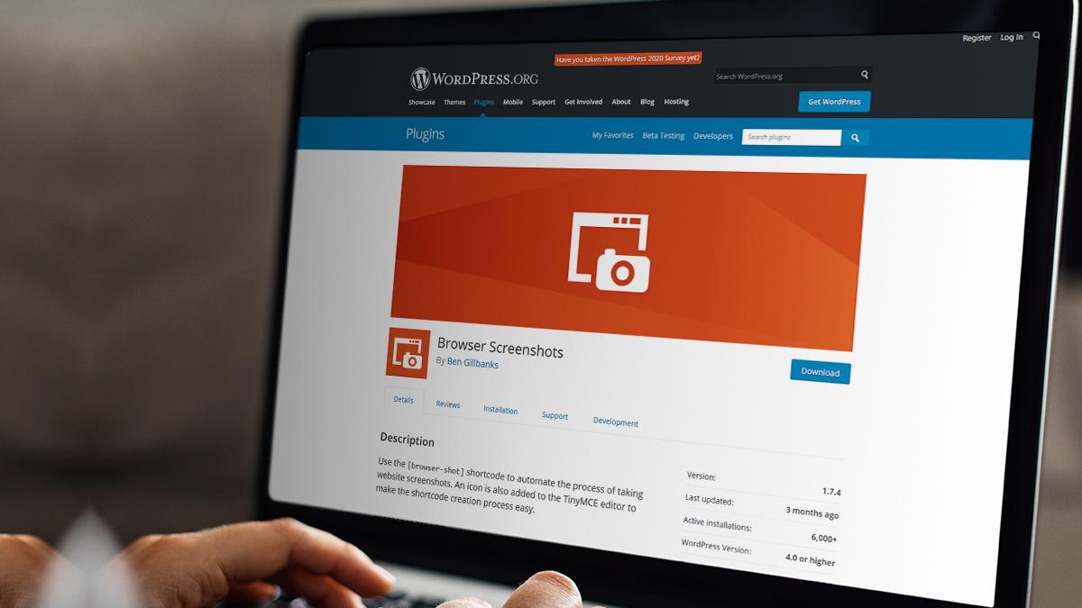 BrowserShots- 14 Most Suitable WordPress Plugins For Digital Business Websites