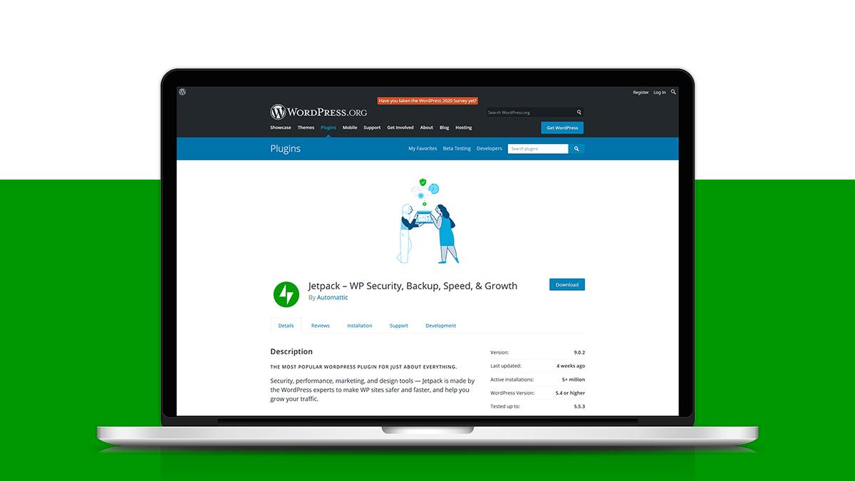 JetPack- 14 Most Suitable WordPress Plugins For Digital Business Websites