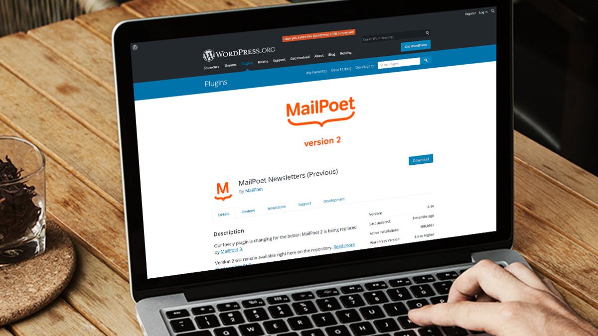 MailPoet- 14 Most Suitable WordPress Plugins For Digital Business Websites