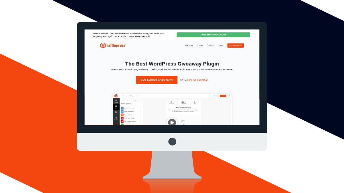 RafflePress- 14 Most Suitable WordPress Plugins For Digital Business Websites