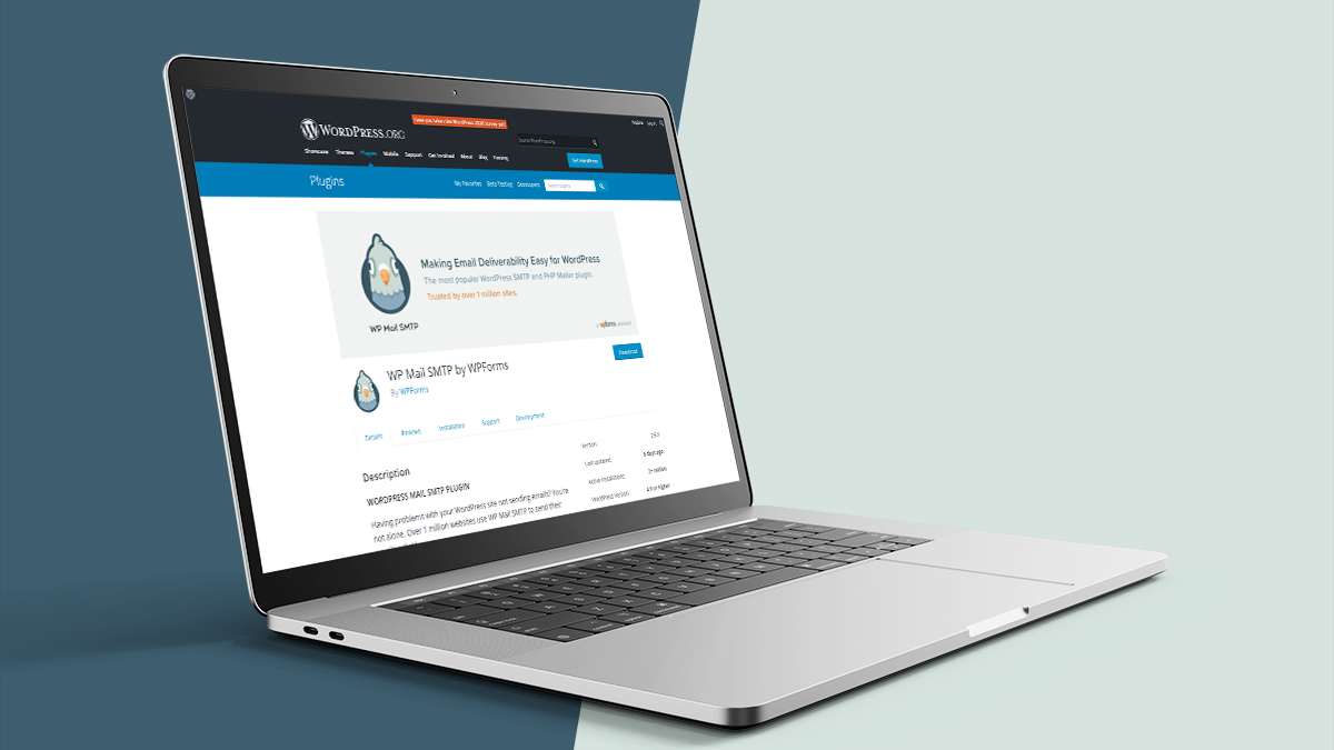 SMTP- 14 Most Suitable WordPress Plugins For Digital Business Websites