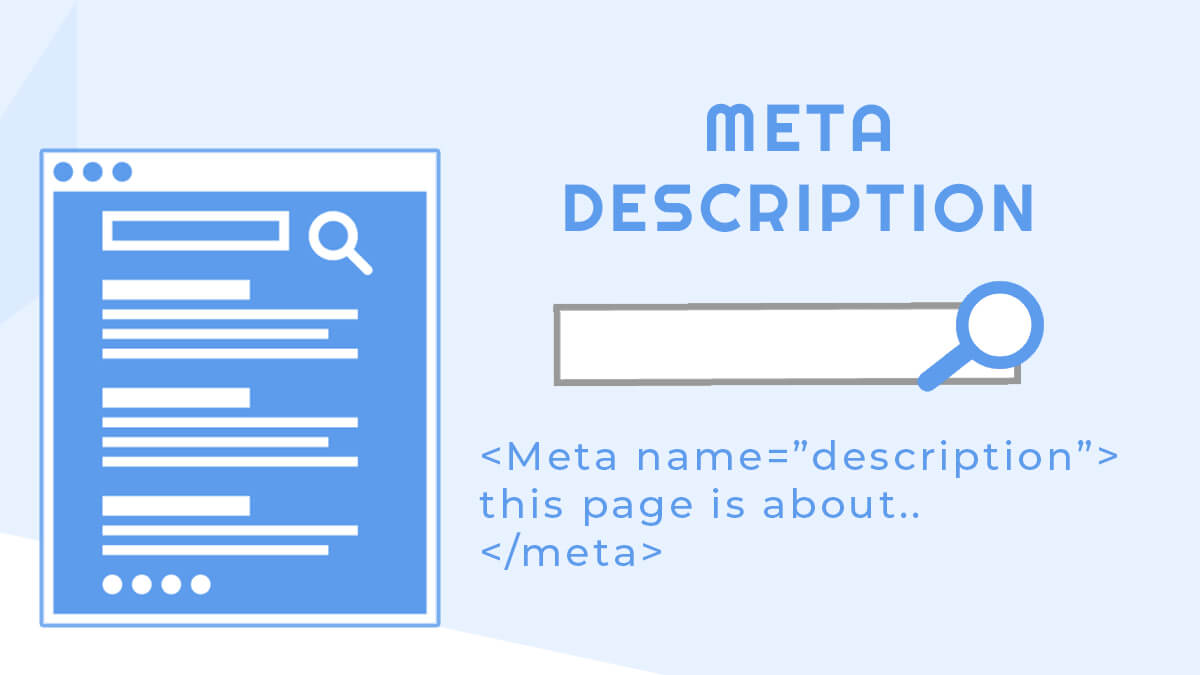 Mistakes That Should Be Avoided While Writing Meta-Description